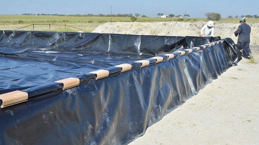 spill prevention liner