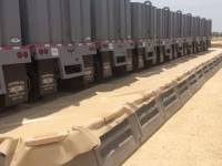 poly dike mpe installation