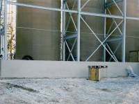 poly dike installation
