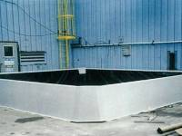 poly dike with liner