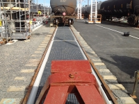 spill prevention for railcars