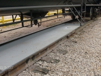 spill prevention for rail transportation
