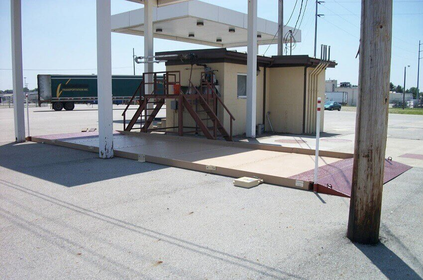 Concrete Containment Systems : Containment pad™ image gallery