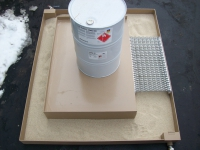 Polystar Containment Grease Pad
