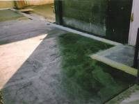 poly curb perimeter containment