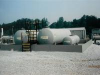 safe storage of acid and caustics