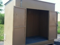 Polystar Containment Storage Building