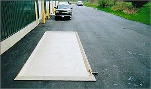 spill containment pad