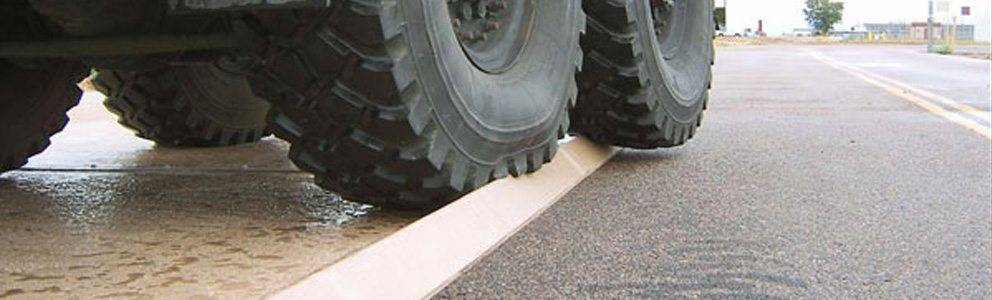 Concrete Containment Systems : The containment pad™ vehicle pads