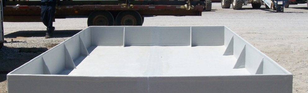 Tank Containment Systems Amp Barriers For The Construction