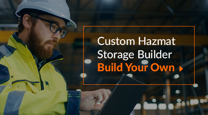 Click here to build your own hazmat storage building